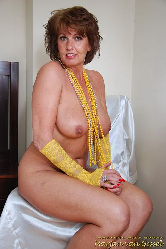 Mature Marjan Van Gessel BabeSource 1